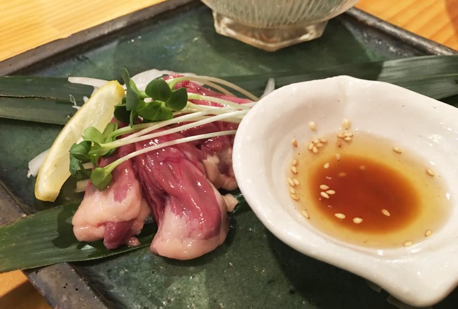 豊川市の居酒屋で絶品料理を嗜む「鳥と魚」