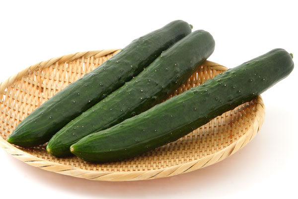 【世界で1番 栄養がない野菜】きゅうりで熱中症予防