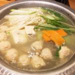 博多で極上水炊きを食べてみた件