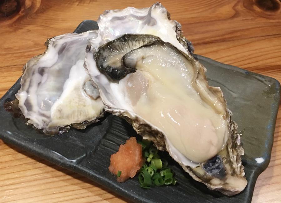豊川市北海道生牡蠣