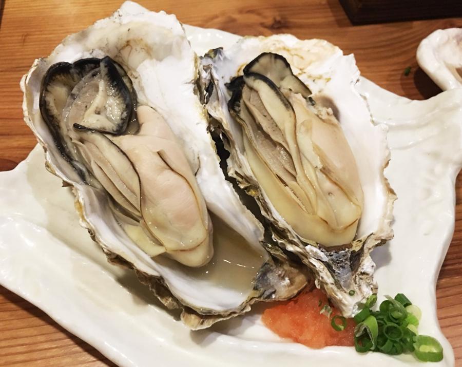 豊川市北海道焼き牡蠣