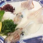 佐賀県で採れたて激ウマイカ刺しを食べてみた件!!