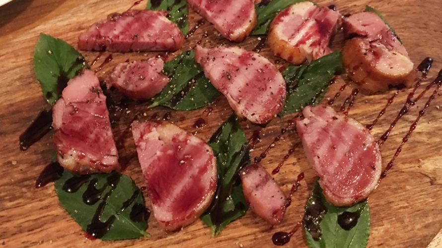 豊川駅で肉・ワインを嗜む「CINQUE(チンクエ)」