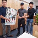 アドバンンティアは朝倉未来選手を応援しています!!