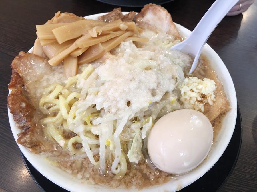 天赦のチャーシュー麺