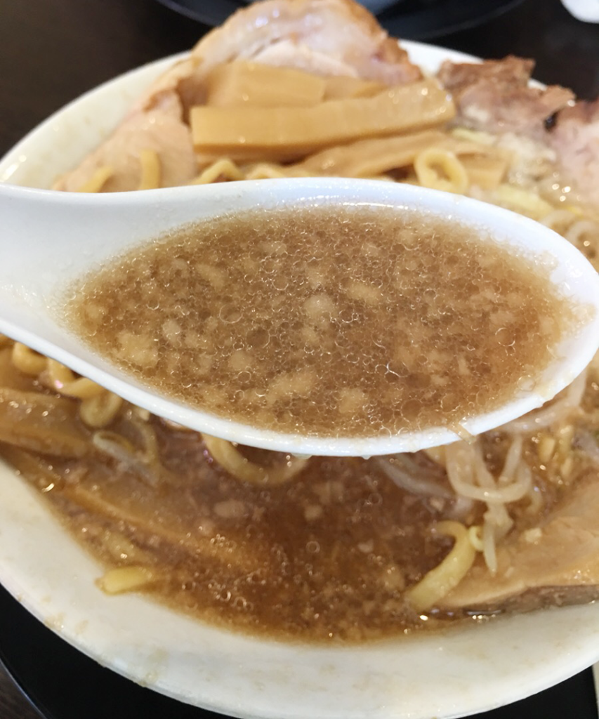 天赦のスープ