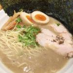 岡崎市の鶏白湯ラーメン鶏神に行ってみた