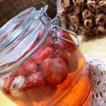 TVで話題「いちご酢」レシピ公開!高血圧や中性脂肪の健康効果が!?