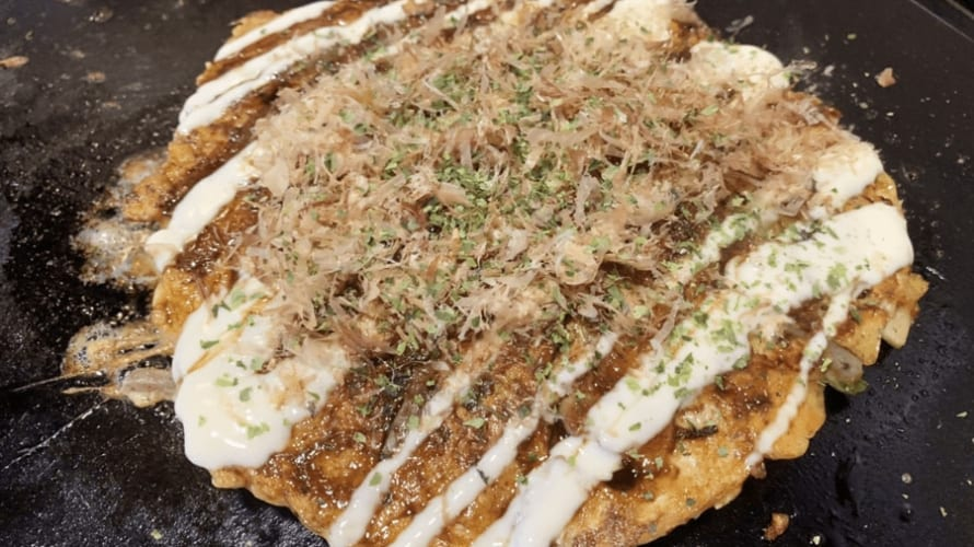 豊川市でお好み焼き食べるなら「いなほや」