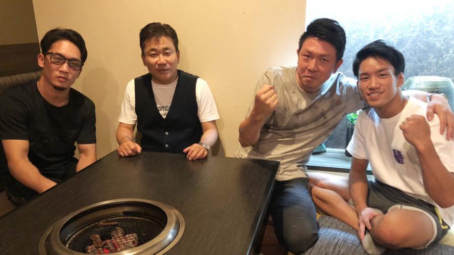 アドバンティア&朝倉海選手「祝勝会開催」マル秘トーク公開!