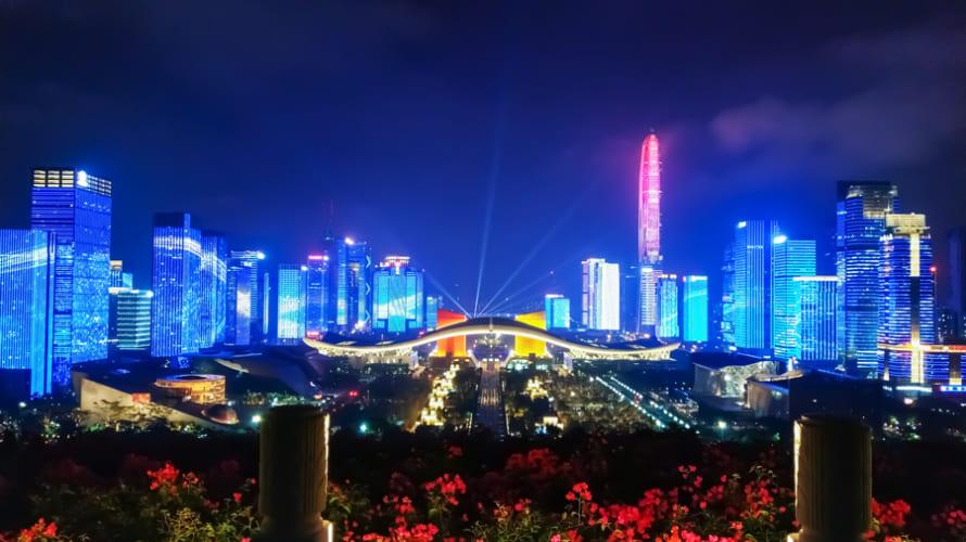 中国の深圳(シンセン)から見る日本の未来