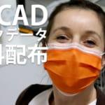 これでマスク問題解決?!3DCADのマスクデータ無料配布!